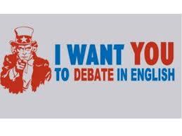English Debate Class Polibatam English Club 2013