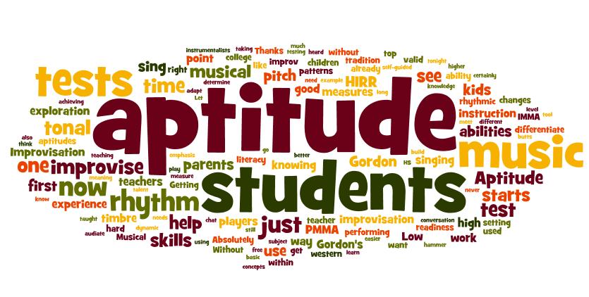 Aptitude and Language Learning
