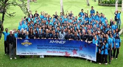 AMINEF Scholarship 2014