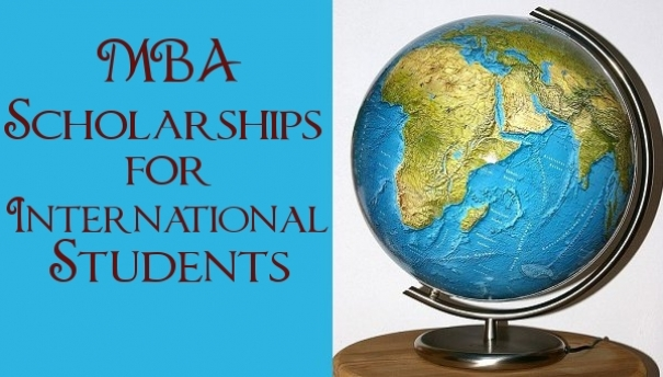 List of MBA Scholarships for International Students