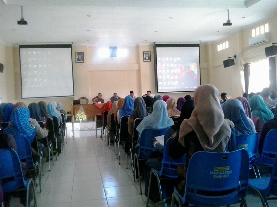 Pembekalan KKL (Studi Banding) TBI ke IALF Bali